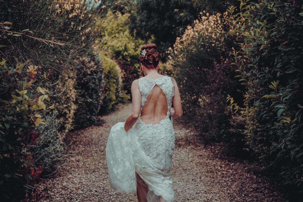 mariage chignon 2