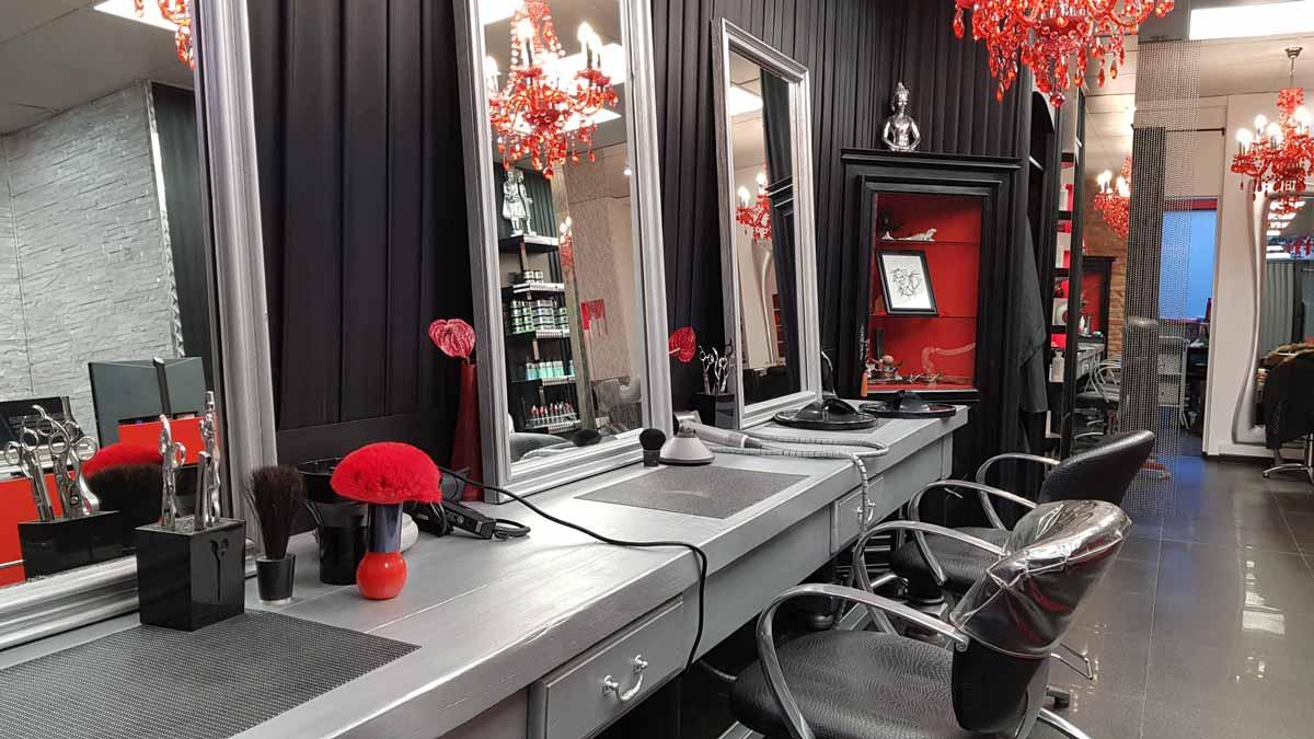 Salon OZ coiffure